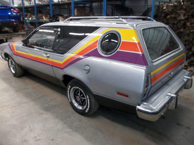 Restored Retro 1977 Ford Pinto Cruising Wagon