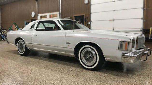39 000 Mile All Original 1979 Chrysler Cordoba