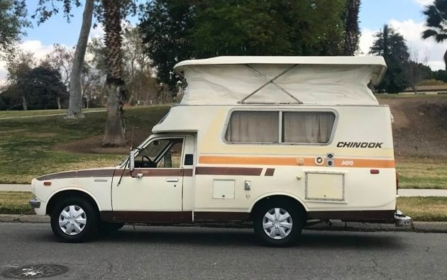 Spring Fever'mobile: 1978 Toyota Chinook