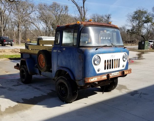 Not Your Brother's Jeep: 1959 FC170 4×4