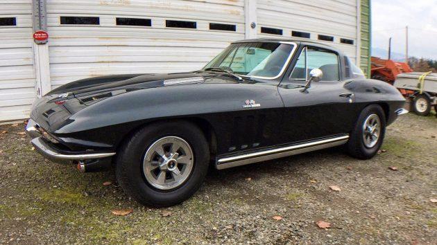 Corvette Coupe X
