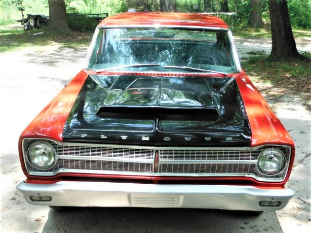 When Only Speed Mattered: 1965 Plymouth Belvedere
