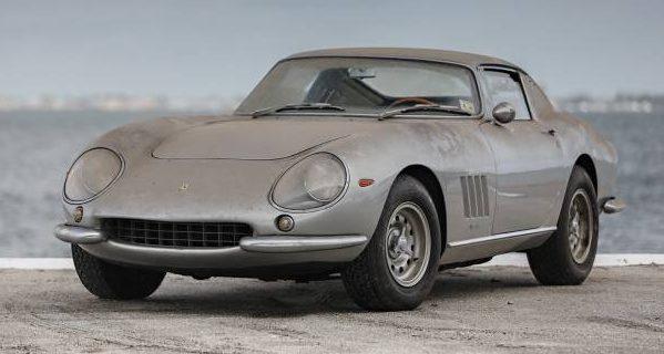 Rare Garage Find: 1966 Ferrari 275 GTB Long Nose Alloy
