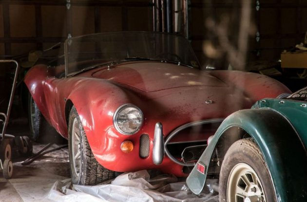 18k Mile Garage Find 1967 Shelby 427 Cobra
