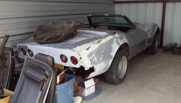 Tri-Power And A 4-Speed: 1969 Corvette L68 427