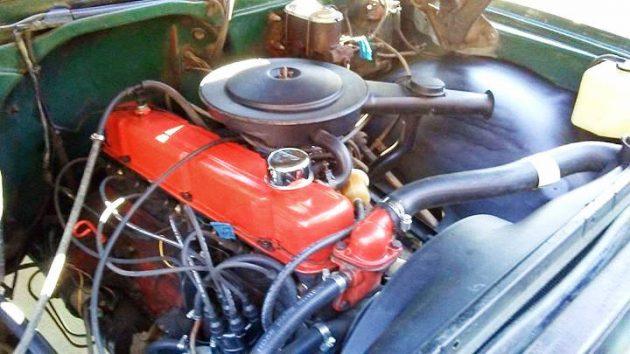 1971 Chevrolet C10 Stepside Survivor!