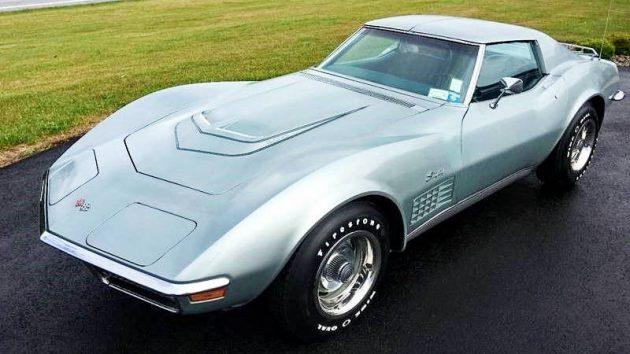 Corvette Lt X