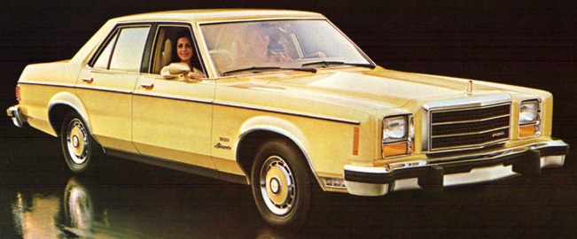 Euro Style 1978 Ford Granada Ess