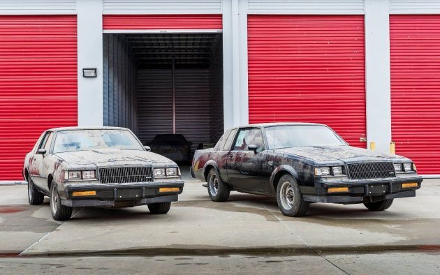 Like New 1987 Buick Grand Nationals Up For Grabs!