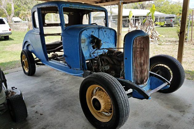 No Reserve: 1932 Ford Coupe