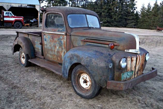 Post War Hauler: 1946 Ford Pickup