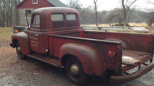 One Tough Truck: 1950 International L120