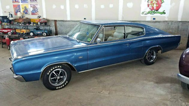 First Gen Survivor 1967 Dodge Charger