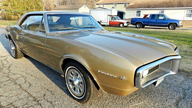 Sprinting Survivor: 1967 Pontiac Firebird