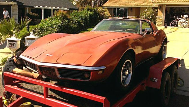 Numbers Matching T-Top: 1968 Corvette