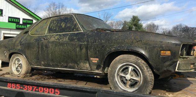 $400 Flip: 1974 Opel Manta