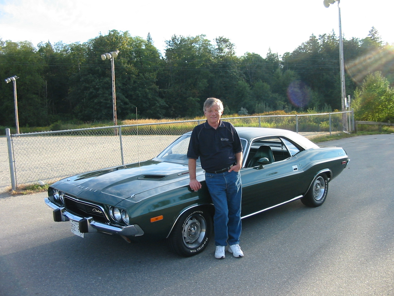 Needs More Green: 1970 Dodge Challenger R/T