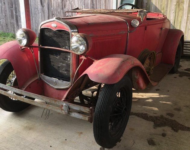Hot Rod Potential: 1930 Ford Model A Roadster