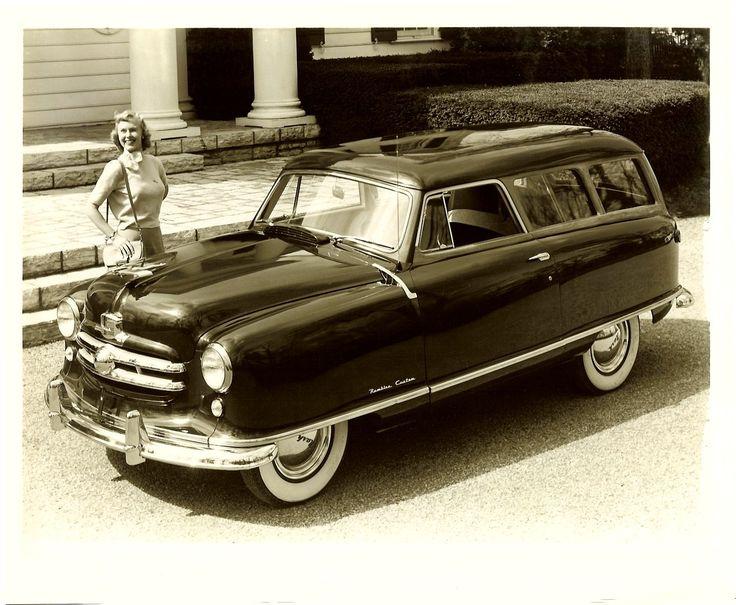 Custom Wagon 1960 Rambler American