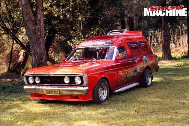 Restored Retro 1977 Ford Pinto Cruising Wagon