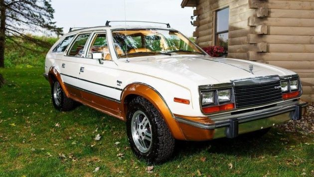 High Country Wagon: 1984 AMC Eagle Limited