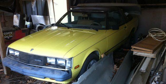 Running When Parked: 1980 Toyota Celica Sunchaser
