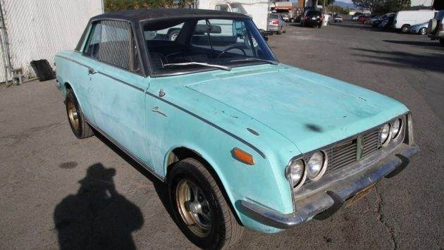 Charity Classic: 1969 Toyota Corona Coupe