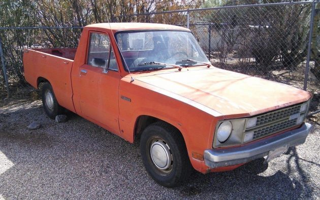 Drive It Home: 1981 Ford Courier