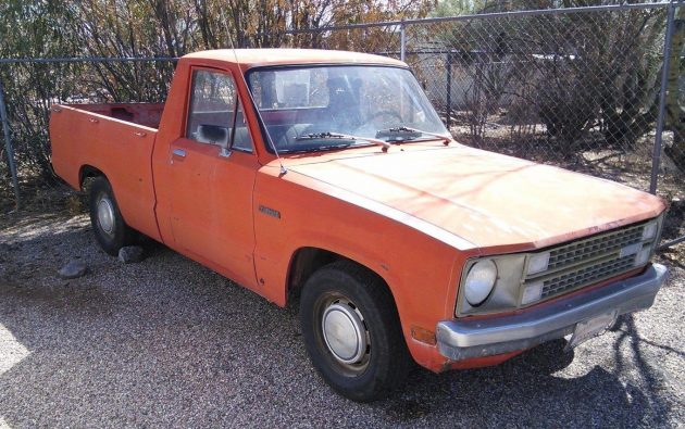 Drive It Home 1981 Ford Courier