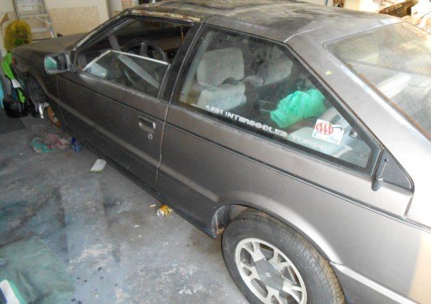 Obsolete Turbo Hatch: 1988 Isuzu Impulse