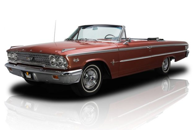 427 and a 4 speed 1964 ford galaxie 500. Black Bedroom Furniture Sets. Home Design Ideas