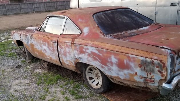 Needs Everything: 1969 Plymouth Road Runner