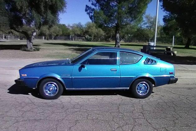 Still For Sale 1976 Plymouth Arrow 200 Gs