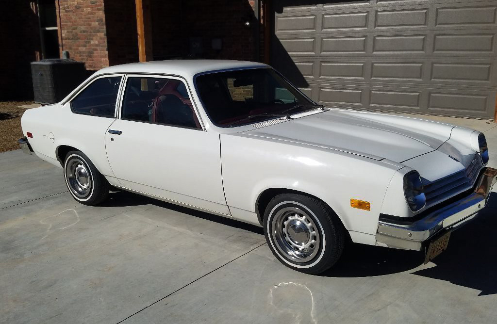 2 078 Mile Garage Find 1976 Chevrolet Vega