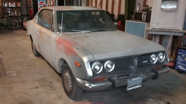 Restore or Restomod? 1970 Toyota Corona MK II