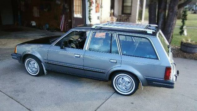 5-Speed Diesel: 1984 Ford Escort Wagon
