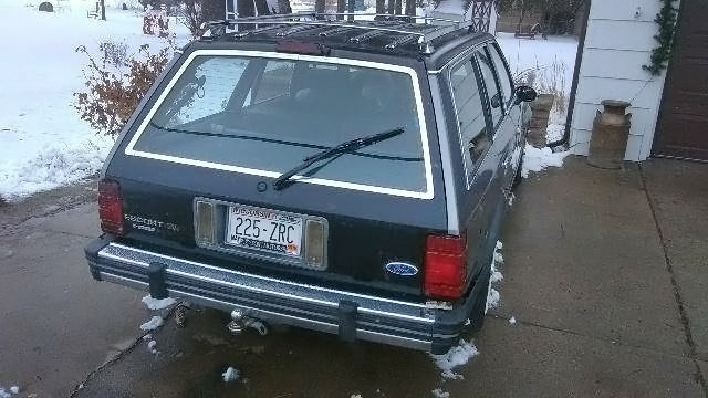 Ford escort station wagons for sale