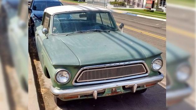 Twin-Stick Faux Ragtop: 1963 Rambler American