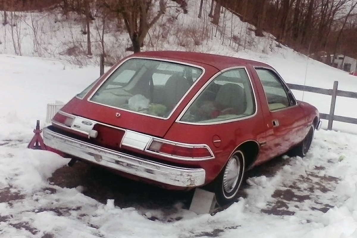 Used Car Auctions >> $1,500 Pacer Project: 1976 AMC Pacer