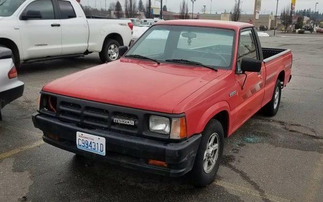 New Dodge Truck >> Diesel Duty: 1990 Mazda B2200 SE-5
