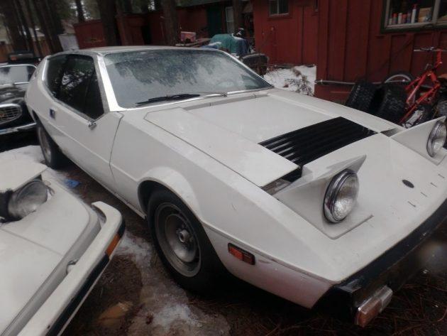 Garaged For Years: 1974 Lotus Elite 501 Type 75