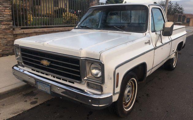 Original Owner: 1976 Chevrolet C-10 Silverado
