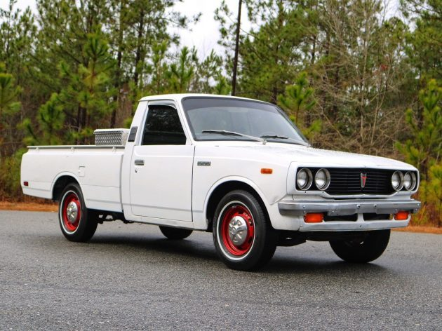 Rebuilt Reliable Ride: 1977 Toyota SR5 Pickup