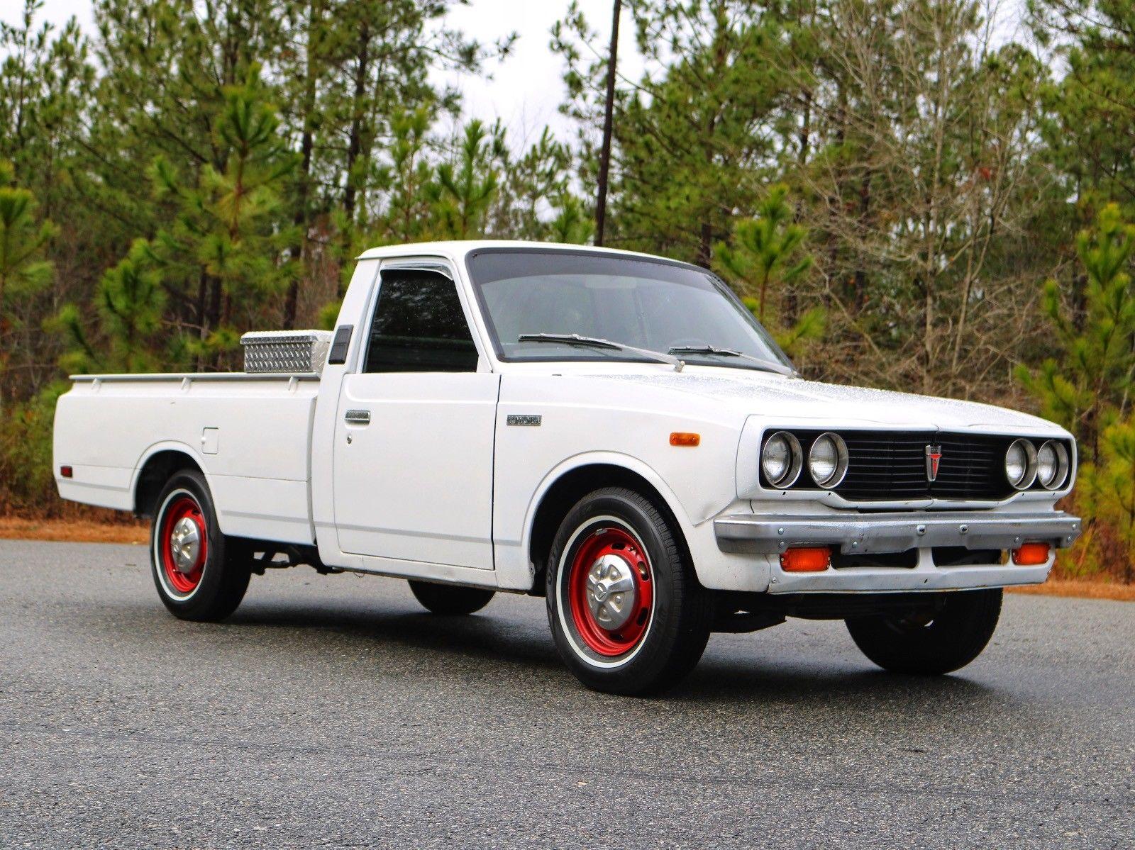 Rebuilt Reliable Ride  1977 Toyota Sr5 Pickup