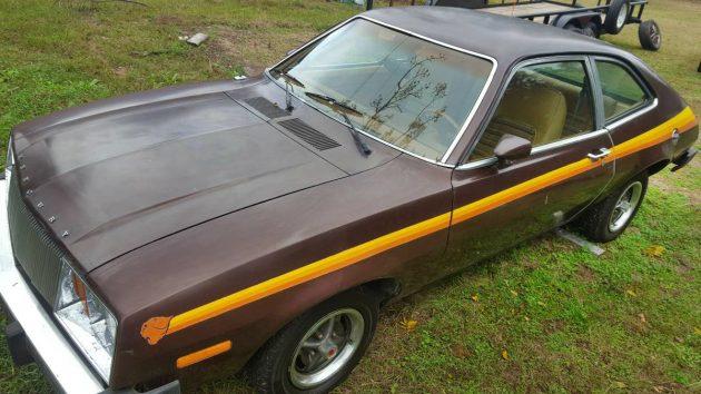 58 000 Miles 1979 Mercury Bobcat