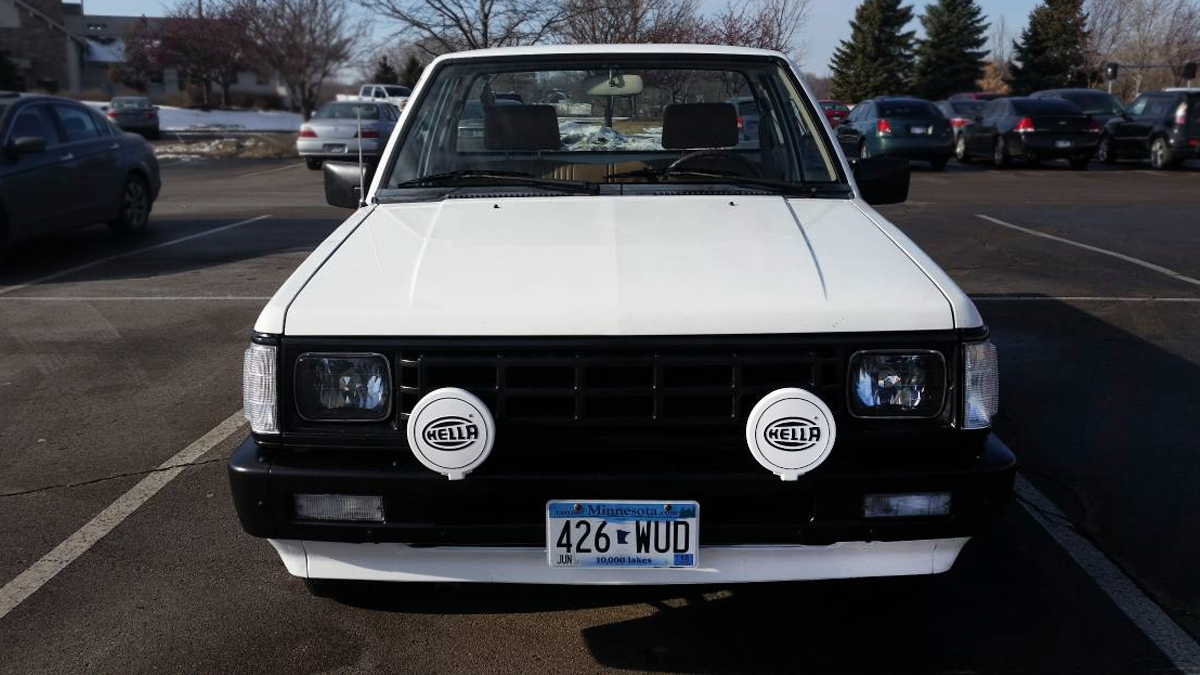 1988 dodge ram 50 truck
