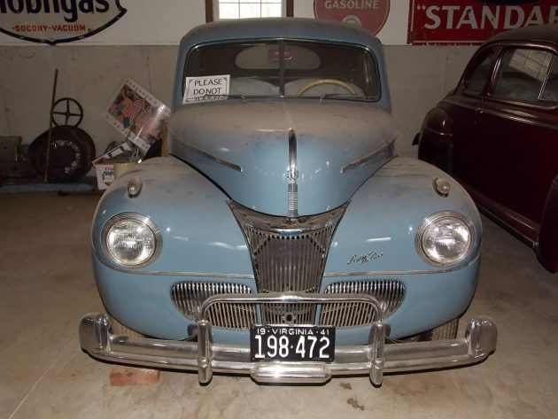 From Duckling To Swan: 1941 Ford Club Coupe