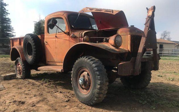 Serious Shop Truck: 1948 Dodge Power Wagon