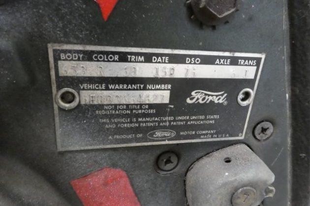 Speaking In Codes 1965 Ford Mustang