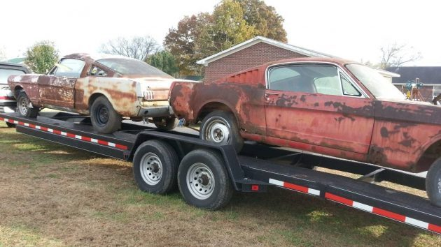 Skill Level Five Times Two: 1965 Mustang Fastback Combo Deal